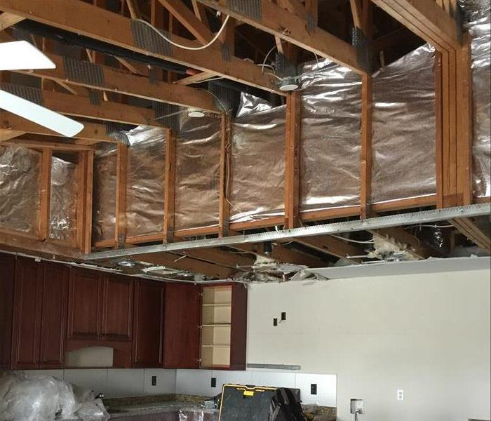 Stony Brook - Water Damage  After
