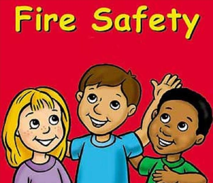 Fire Damage Fire safety for kids: Prepare, practice and prevent