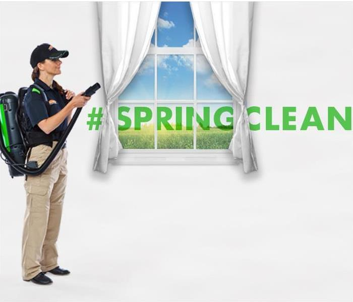 Mold Remediation SERVPRO of Port Jefferson -  Can help you with your spring cleaning!