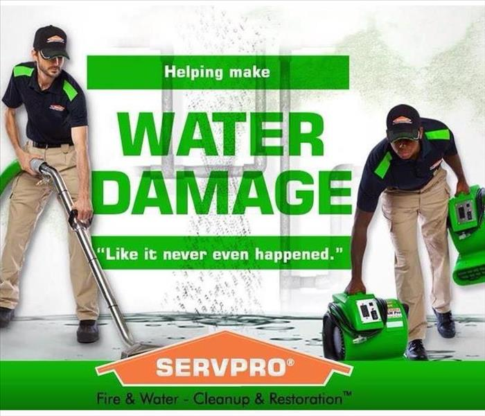 Water Damage When a water damage occurs in your Port Jefferson Home.